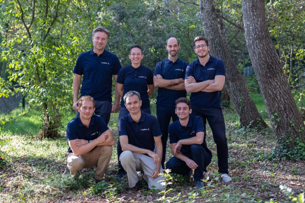 Equipe Ecofilae - CYCLOASIS - Climatisation naturelle et circulaire